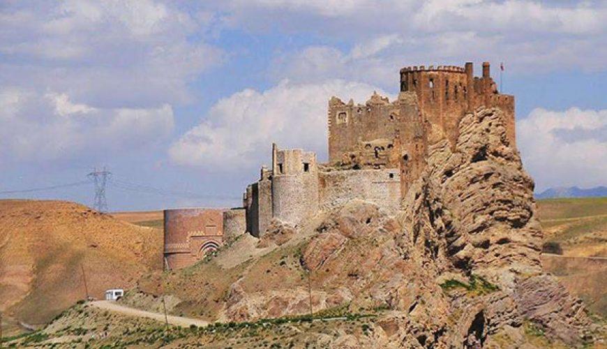Le château d'Alamut