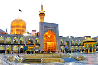 Travel in Iran
