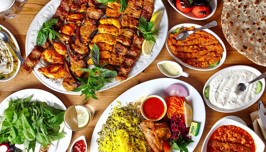 Foods to Try While Traveling in Iran